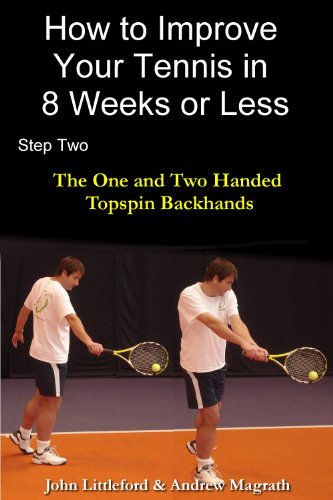 (How to Improve Your Tennis in 8 Weeks or Less: Step Two The One and Two Handed Topspin Backhands)