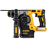 DEWALT DCH273B 20V MAX Brushless SDS 3 Mode 1-in Rotary Hammer