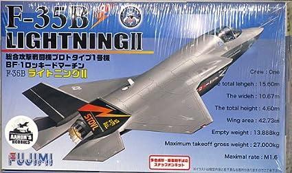 Fujimi 1/72 F-35B Lightning II STOVL