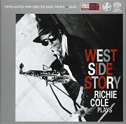 SACD : Richie Cole - West Side Story (Japan - Import)