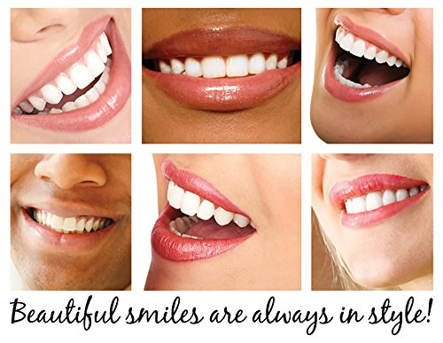 Practicon 515001 Beautiful Smiles Practicare Postcard (Pack of 200) by Practicon (Image #1)