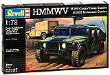 : Hummer M998/M1025 Military Vehicle Plastic Kit Revell Germany
