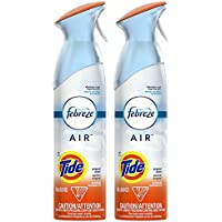 2-Pack Febreze Air Freshener with Tide Original Scent