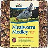 Manna Pro Mealworm Medley Cakes (3 Pack), 6.5 oz