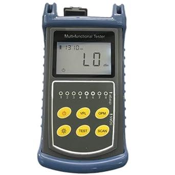Amazon.com: Holdwell ST007 VFL - Medidor de potencia óptico ...