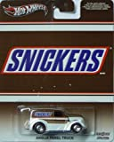 Hot Wheels Snickers Anglia Panel Truck