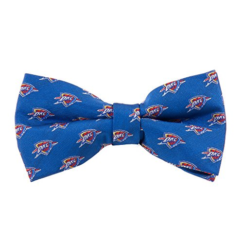 Eagles Wings Oklahoma City Thunder Nba Bow Tie (repeat) by Eagles Wings