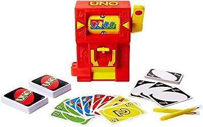 UNO Wild Jackpot Game from Mattel