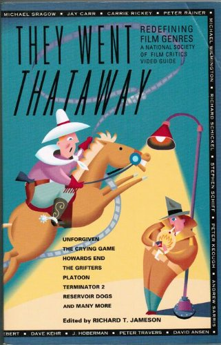 Download They Went Thataway: Redefining Film Genres A National Society of Film Critics Video Guide pdf