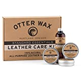 Arts & Crafts : Otter Wax Leather Care Kit