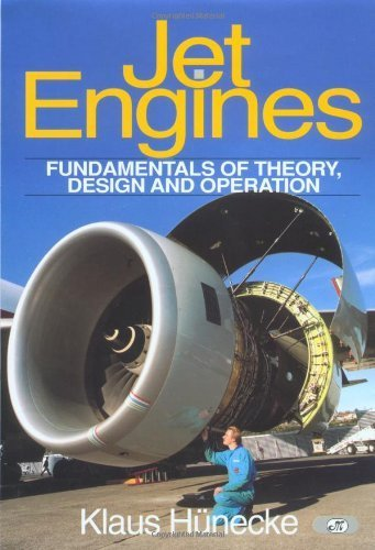 Jet Engines: Fundamentals of Theory, Design and Operation by Klaus Hunecke (1997-12-21)
