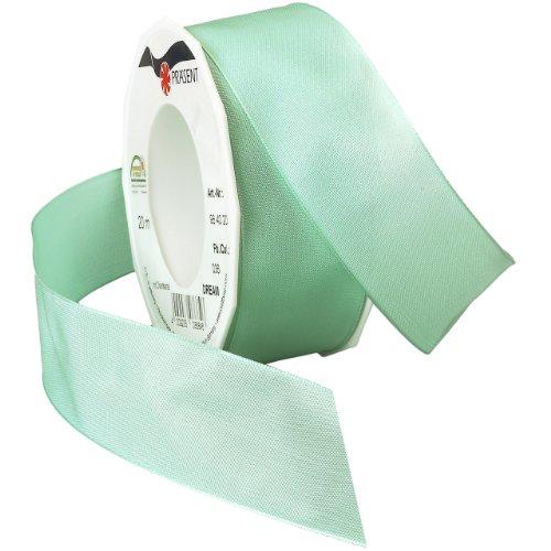 Morex Ribbon Dream Wired Taffeta Ribbon Spool, 1-1/2-Inch by 22-Yard, Seafoam (Seafoam Ribbon)