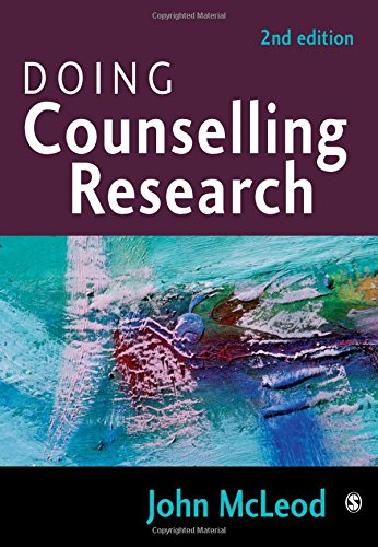 Doing Counselling Research