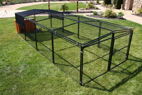 Rugged Ranch Products Metal Chicken Coop 7 Feet By 8 Feet