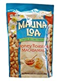 #5: Mauna Loa Macadamias, Honey Roasted 10oz