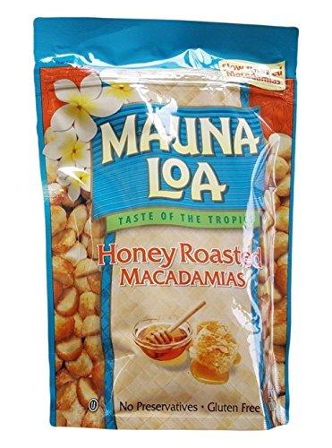 Mauna Loa Macadamias, 11 Ounce Packages