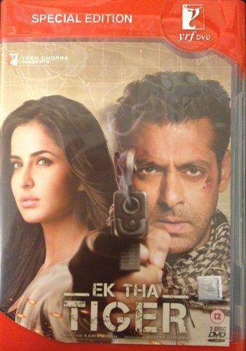 Ek Tha Tiger Hindi Dvd 2 Disc Set Amazon Es Salman Khan Katrina Kaif Películas Y Tv