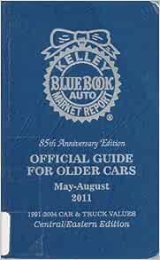 Kelley blue blue book car value