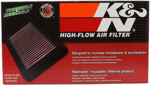 33-2867 K/&N Replacement Air Filter High Flow Design for Increased Performance