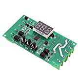 LED Digital Display Relay Control Dual Programmable PLC 12V DC Motor Reversible Module Cycle Delay Timing