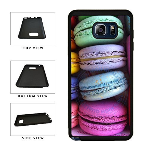 BleuReign(TM) Colorful Macaroons TPU RUBBER SILICONE Phone Case Back Cover For Samsung Galaxy Note V 5 N920