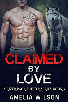 Claimed Love Rizer Pack Shifter ebook product image