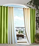 Cheap Commonwealth Gazebo Solid Grommet Panel – Green – 50 inches wide x 84 inches long