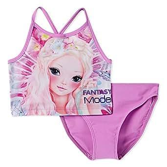 Disney Violet Bikini Set For Girls