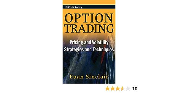 euan sinclair opcionų prekyba