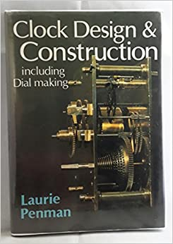Book Clock Design and Construction - Including Dial Making
