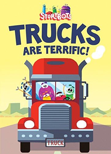 Trucks Are Terrific! (Storybots) por Jibjab Bros Studios