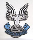 Halo UNSCDF EMBROIDERED PATCH Badge Iron-on, Sew On