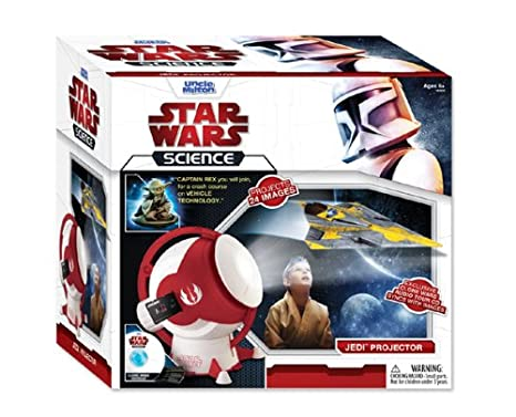 Star Wars Science - Jedi Projector by Uncle Milton (English Manual ...