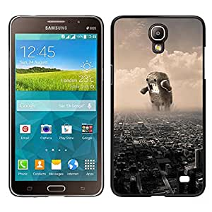 Stuss Case / Funda Carcasa protectora - Monster Meme internet Japón Destroy; - Samsung Galaxy Mega 2