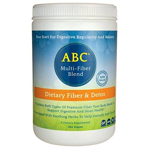 Aerobic Life ABC Multi-Fiber Blend, Dietary Fiber and Detox, 352 (Fibre Blend)