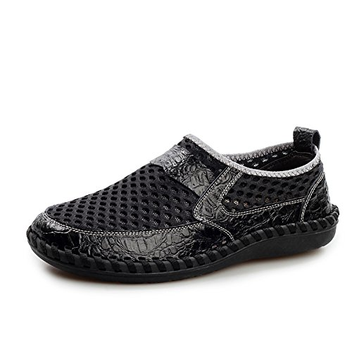 Zapatos de verano ventilación pedal hombre/Zapatos de ocio de deportes de Doug D