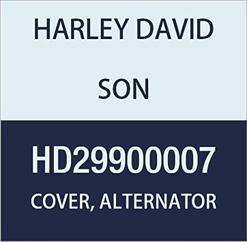 ハーレーダビッドソン(HARLEY DAVIDSON) COVER, ALTERNATOR HD29900007 B01M70JJRU