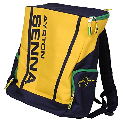 d53d2b5bea2 Ayrton Senna Racing Backpack. by ayrton senna collection