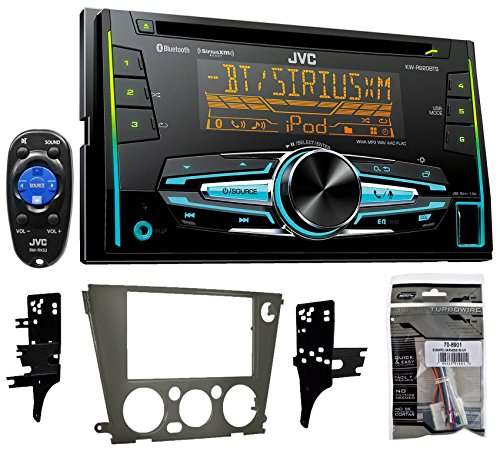2005-2009 Subaru Legacy JVC In-Dash Bluetooth Stereo CD Player USB/iPhone/Sirius (Subaru Legacy Cd Player)