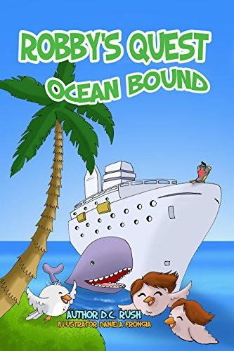 Book: Robby's Quest - Ocean Bound by D.C. Rush