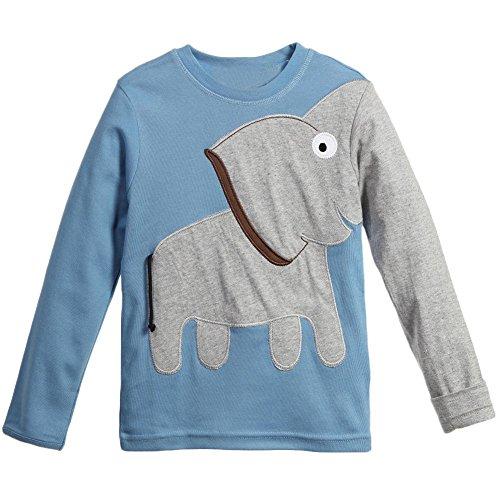 Elephant Kids Sweatshirt - 7