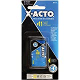 Amazon Price History for:X-ACTO #11 Classic Fine Point Replacement Blades, Pack of 40 (X711)