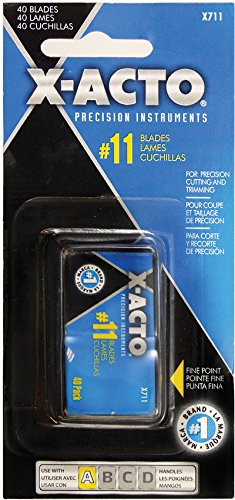 xacto knife replacement blades - 2