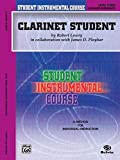 Student Instrumental Course Clarinet Student: Level III