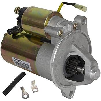 Amazon com: STARTER-HI PERF FORD 5 0-5 8L: Automotive