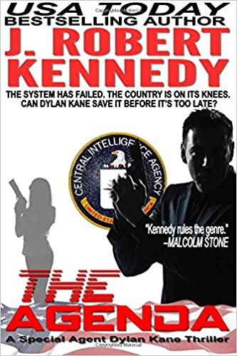 The Agenda: A Special Agent Dylan Kane Thriller Book #6 ...