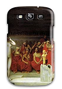 Quality AnnDavidson Case Cover With Painting Artistic Nice Appearance Compatible With Galaxy S3