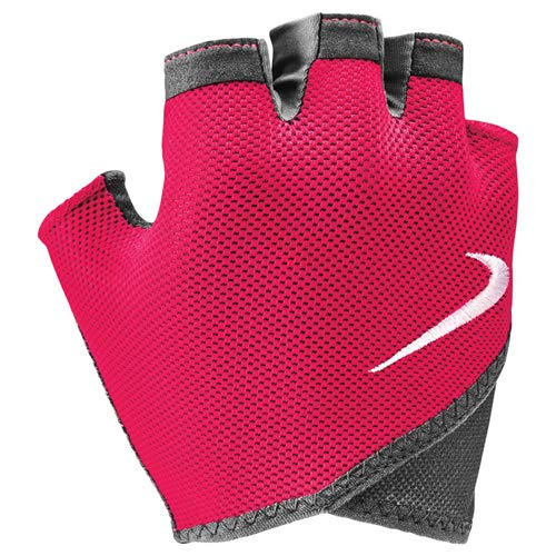 Nike Essential Lightweight Women's Gloves (Pink/Grey, Small)