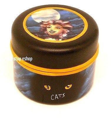 Trinket Music Box (Cat's The Musical Trinket Box San Francisco Music Box Company Tune: Memory)