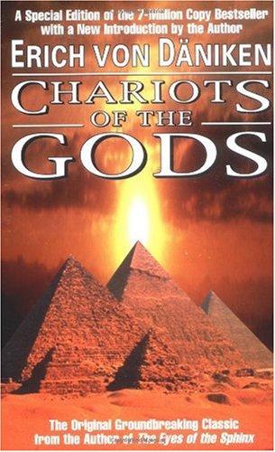 """""""Chariots of the Gods"""" av Erich von Daniken"""